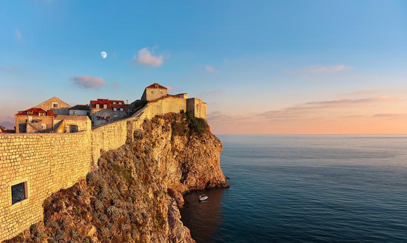Song Of The Sea    Dubrovnik Croatia