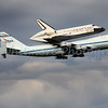 Space Shuttle Discovery delivered to Smithsonian Space and Air Museum.