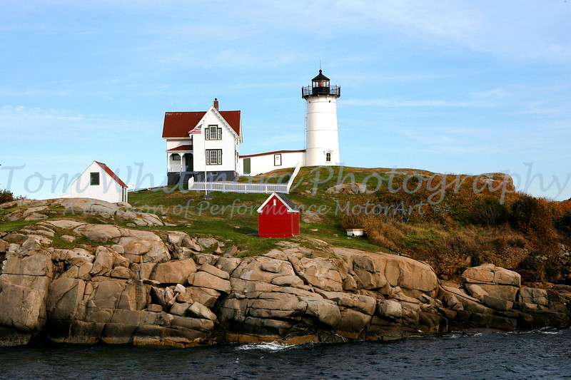 Nubble Cape Neddick Lighthouse