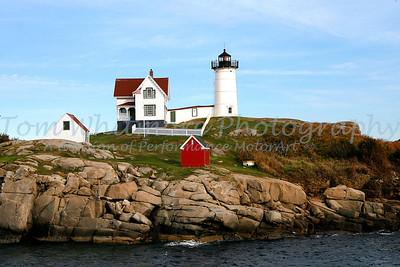 Nubble Cape Neddick Lighthouse