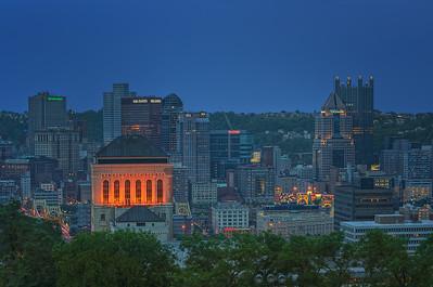 Blue Pittsburgh