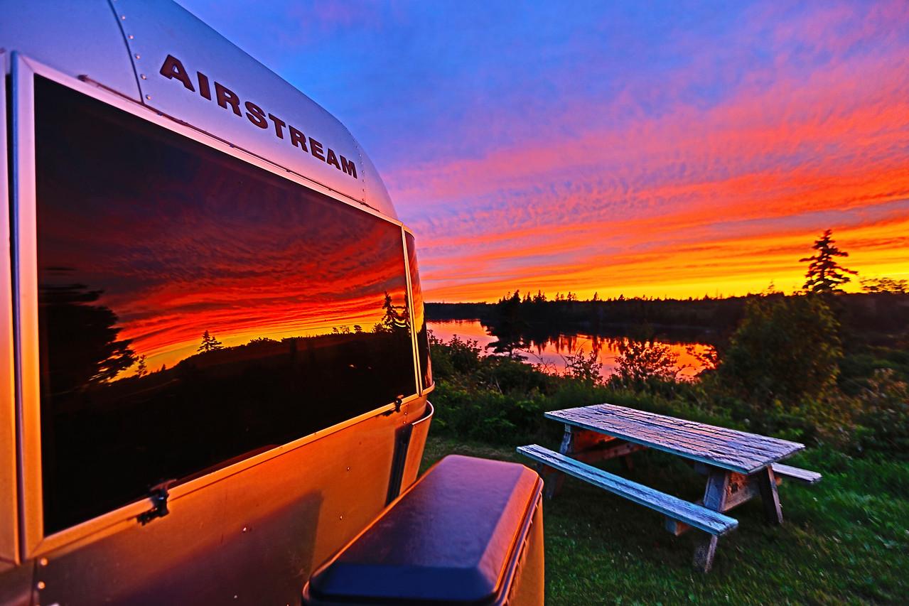 Airstream Nova Scotia