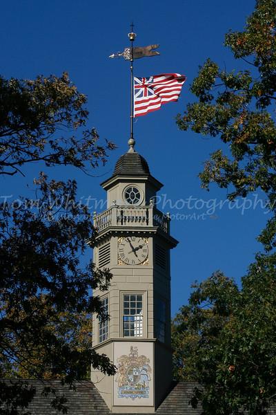 The Capitol at Williamsburg VA.