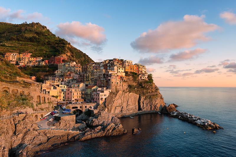 Serenity    Manarola Italy
