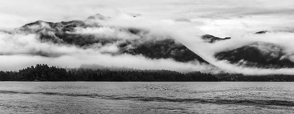 Morning in Alaska
