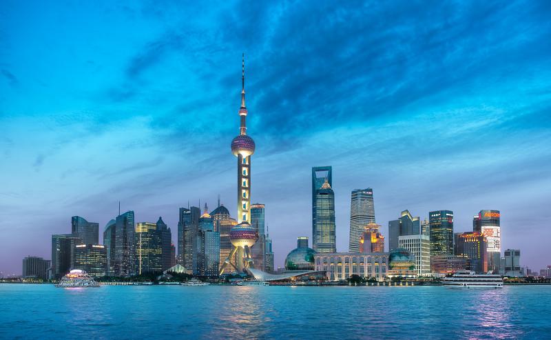 Shanghai - City Of Lights    China