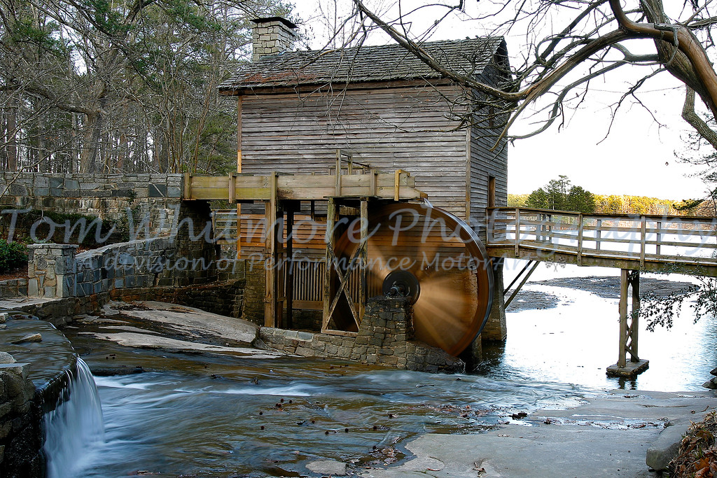 The Mill at Stone Mountain Park
