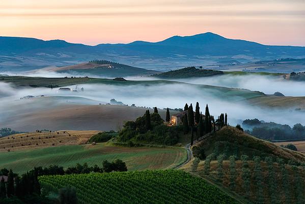 Tuscan Dreams    Italy