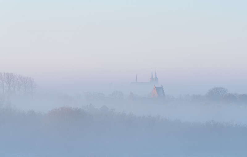 The Mist Hides Roskilde
