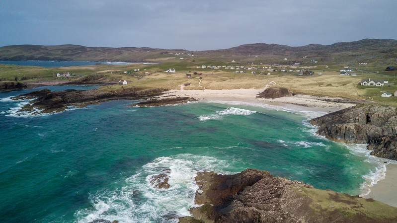 Clachtoll Beach, Scottish Highlands