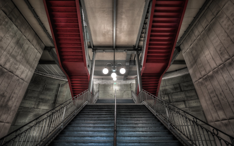 Stairs to Cite