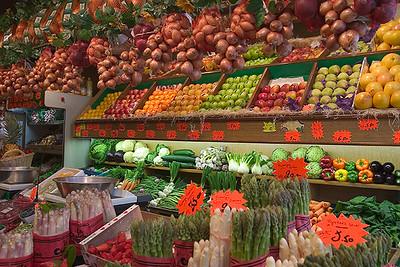 french veggies