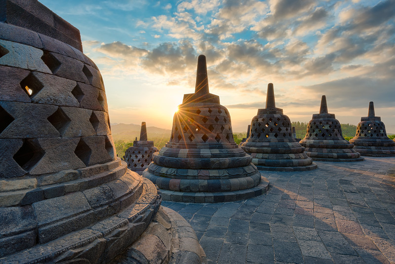 Beyond Borobudur || Java Indonesia