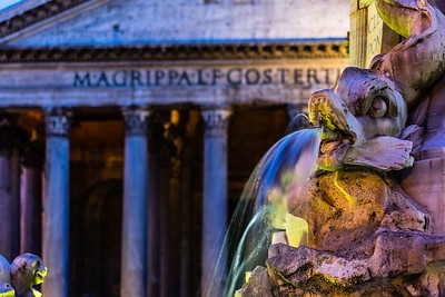 Pantheon's magic | Rome