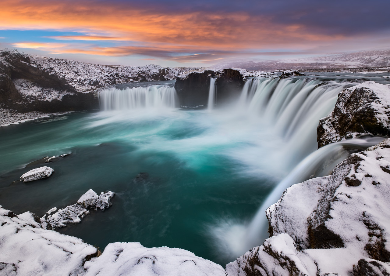 Snow Fall || Iceland