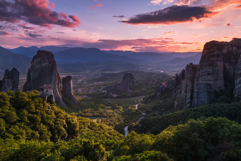 Bedtime Stories || Meteora Greece