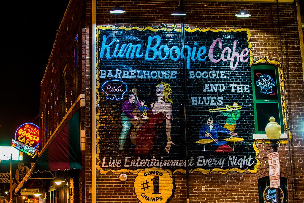 Rum Boogie Cafe - Memphis