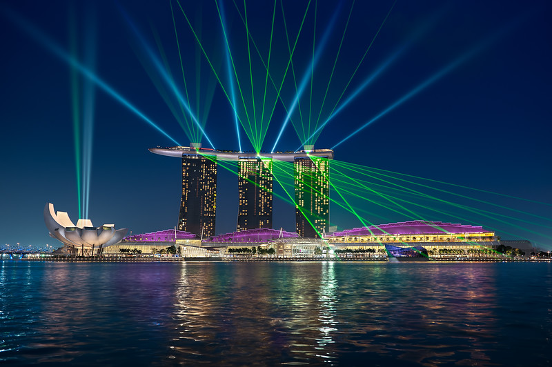 Dance of Light || Singapore