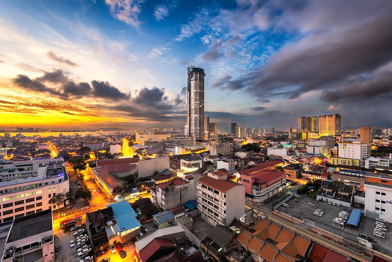 The Heart of Penang | Malaysia
