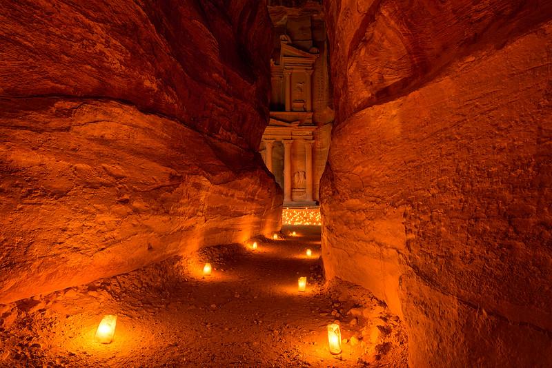The Path Of Ages    Petra Jordan