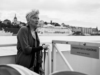Stockholm woman