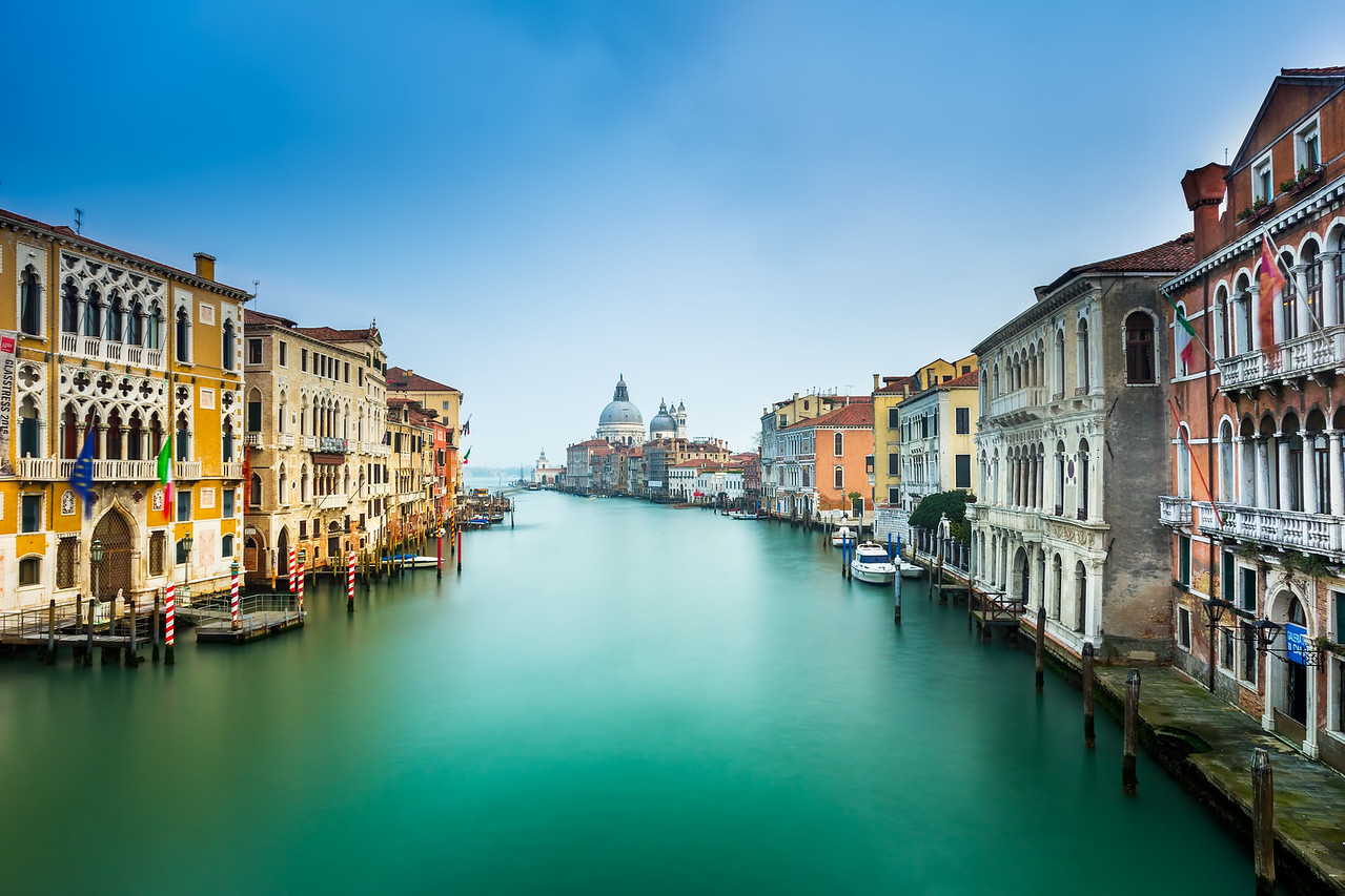 Bridge With a view II Venice, Italy