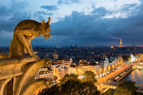 Stone Guardian || Paris France