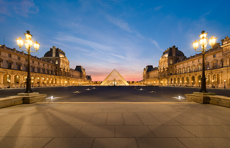 The Louvre || Paris France