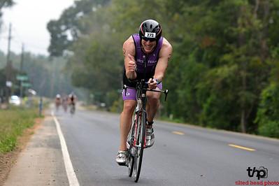 LLS rider, Triathlon 70.3 Augusta