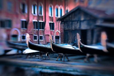 Squero San Trovaso, Venice