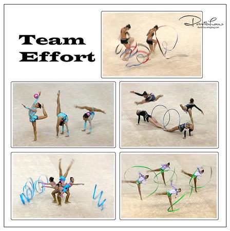 Team Effort (various countries)