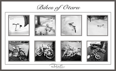 Bikes of Otaru