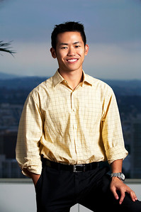 Lawrence Ng, CEO of Oversee.Net