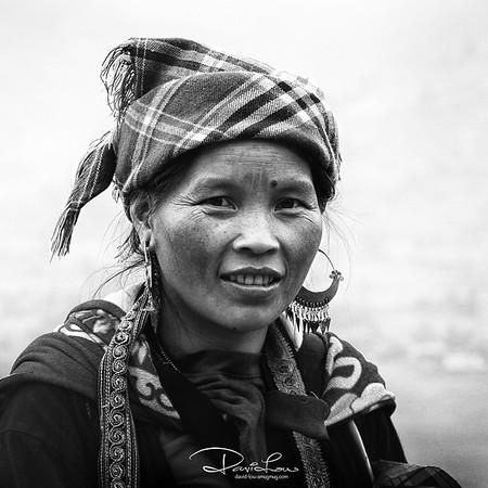 Sapa woman