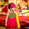 My Princess first Durga Puja @ USA - BAGA 2018