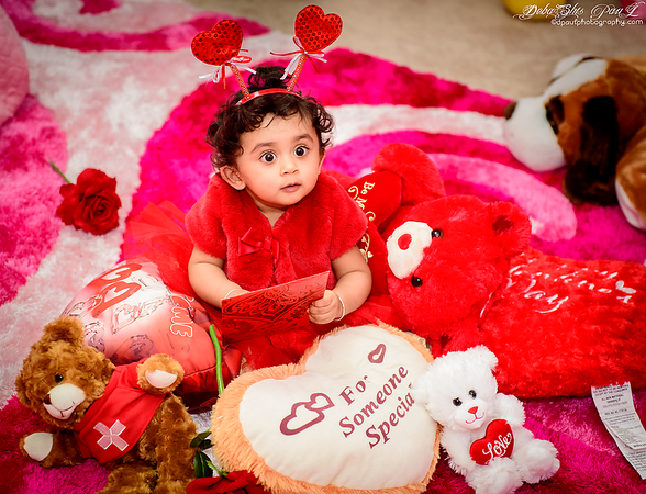 Happy Valentine's day all ...