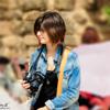 (:  Asian Beauty :) @ Park Güell - Barcelona, Spain