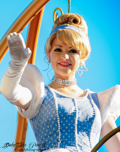 Disney Queen ... @ Disneyland Magic Kingdom  - Orlando, Florida - USA