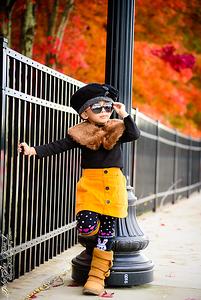 Fall photo shoot - year 2020