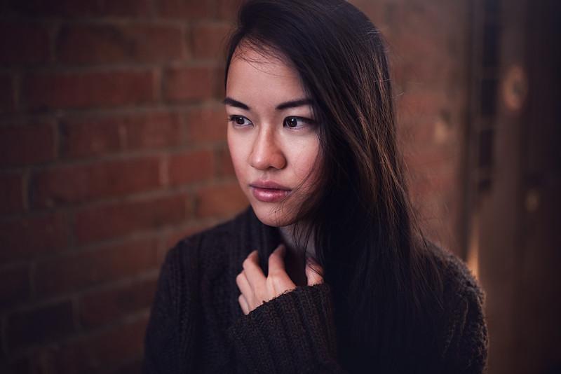Natural Light Portrait Mici