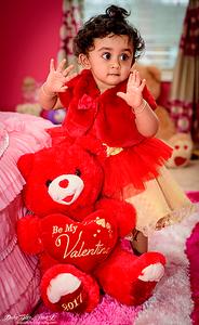Be my Valentine ...