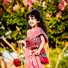 My Kids photoshoot at Mahalaya 2020