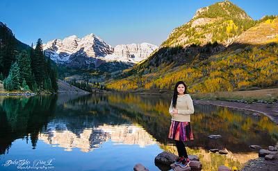 Maroon Bells @ Aspen-Colorado