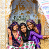 Indian Women in Pushkar, India