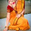 নয়নে লাগিল দোলা কারা যেন ডাকিলো পিছে ...  বসন্ত এসে গেছে শুভ বসন্ত ....