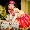 My Cutie Pie @ Saraswati Pujo 2019