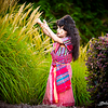 Mahalaya Kids photoshoot