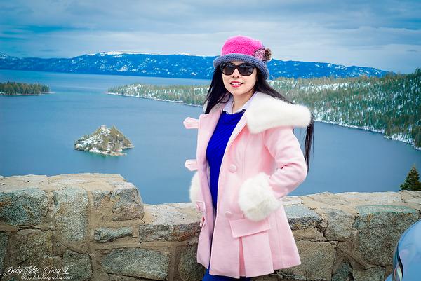 Emerald Bay @ Lake Tahoe, California