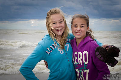 Sisters -- Photography by Wayne Heim