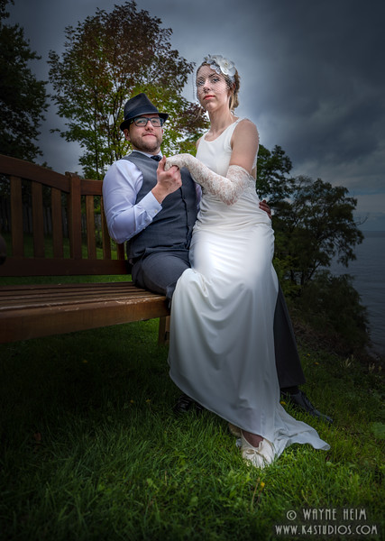 Formal Portrait  Photography by Wayne Heim